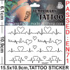 Temporary Body Jewelry Tattoo Sticker (cg027)