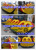 Customized Inflatable Slippers Model for Water Games (MIC-396)