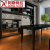 Mirror Surface Single Click Light Colot Laminate Flooring