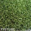 PE Curly Yarn Artificial Turf for Golf Court