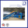 Horizontal Hydraulic Semi-Automatic Straw Baler Recycling Machine