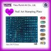 Square Nail Art Stamping Plates