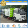 Dongfeng 90 Kw Street Washing 5 Kl Road Sweeper Truck