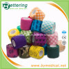 Veterinary Flexible Non Woven Self Adhesive Bandage
