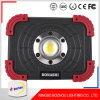 Wholesale Custom 10W and 15W Rechargeable LED Outdoor Light for Camping