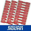 Silk Screen Printing Electronic Product Color Adhesive Label Sticker