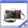 Leisure Light Canvas Messenger Bag for Daily Carry
