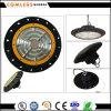 Industrial High Lumen IP65 100W 150W 200W UFO LED High Bay Light 3030 5 Years Warranty