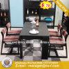 Tulip Oval Heavy Cast Steel Base Height Adjustable Dining Table (HX-8DN039)
