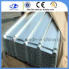 Perforated Corrugated Sheet Metal Roof