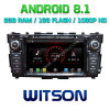 Witson Quad-Core Android 8.1 Car DVD Player for Nissan Teana 2013 2g RAM 16GB ROM