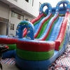 PVC Tarpaulin Funny Giant Inflatable Slide for Children