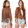 2015 Special Back Tassel Design Jacket Wholesale China