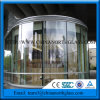 10mm Clear Tempered Glass for Door with Stainless Steel Hardware
