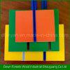Colored Melamine Faced Slot Board MDF