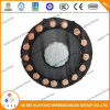 5kv 35kv Cu XLPE Cts 3 Core with Grounding Wire Urd Cable