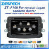 Wince6.0 Car DVD Player for Renault Logan/Sandero/Duster