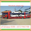 FAW Brand 3 Axles 5units Car Carrier Truck
