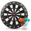 16inch Soft Tip Darts and Dart Board Set