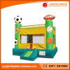 2018 Football Party Inflatable Moonwalk Bouncer for Kids Amusement (T1-202)