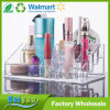Quality Plastic Cosmetic Storage and Makeup Organizer Clear