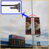 Metal Street Light Pole Advertising Sign Fixture (BT-BS-048)
