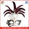 Customized Halloween Feather Masks