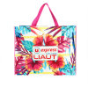2021 New Trend Custom Logo Hot Sale Recycled Reusable Durable Laminated Packaging PP Woven Tote Bags for Shopping