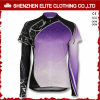 Fashionable Newest Design Sublimation Cycling Clothing Jersey (ELTCJI-36)