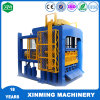 Small Investment Qt10-15 Automatic Concrete Cement Hollow Interlocking Paver Brick Making Machine for Construction Materials