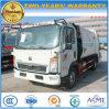Sinotruk 5 Tons Compactor Garbage Truck HOWO 5 Cbm Rubbish Transport Truck