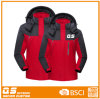 Large Red Windproof Sports Jacket for Men
