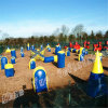 Hot Sale Inflatable Paintball Bunker for Paintball Field Equipment