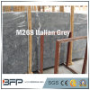 Italian Grey Color Marble Slabs with Unique Natural Vein