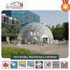 Transparent Geodesic Dome Tent Used for Outdoor Events