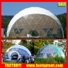 Fashion Geodesic Steel Tube Event PVC Dome Tent for Advedrtising