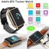 Heart Rate Monitor GPS Tracker Watch for Elderly