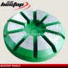 Beveled Edge Diamond Metal Grinding Disc for Granite and Marble
