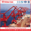 Weihua Brand Floating Dock Sea Port Portal Crane