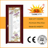 Hot Interior Frosted Glass Aluminium Shower Door with Handle (SC-AAD074)