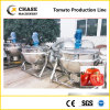 Tomato Paste/Sauce Making Production Processing Machine From Shanghai Chase