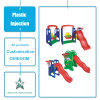Customized Plastic Products Children Kids Plastic Toys Slide Injection Mold