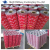 OEM Food Grade Plastic Film Roll/Food Packaging Plastic Film Roll