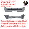 OEM ODM Injection Molded Plastic Rear Bumper