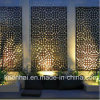 Decoration Material Aluminum Perforated Wall Cladding Panel for