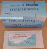 Surgical Suture, USP4/0 Polypropylene
