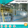 60t Fully Continuous Waste Tyre Plastic Pyrolysis Plant to Diesel