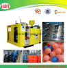 Plastic HDPE Sea Ball Children Toys Extrusion Blow Molding Machine