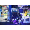 42 Inch Screen Fighting Virtual Reality Equipment with Interactive Gatling Gun