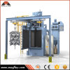 Double Hanger Hook Type Shot Blasting Machine, Model: Mhb2-1717p11-3